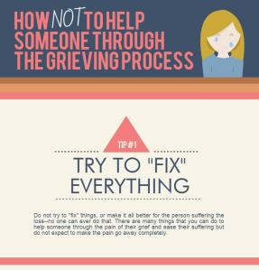 How NOT to... Grief Tip #1