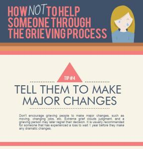 How NOT to... Grief Tip #4